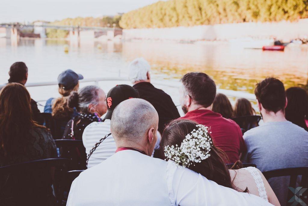 Photo mariage Canal de Brienne Toulouse