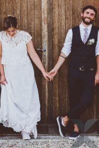 un mariage en basket - un mariage cool